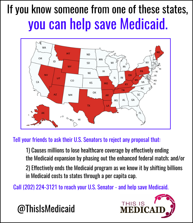 Share Your Medicaid Story With Senator Franken
